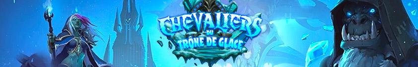 Chevaliers du trône de glace Hearthstone