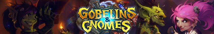 Gobelins et Gnomes Hearthstone