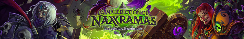 Malédiction de Naxxramas Hearthstone