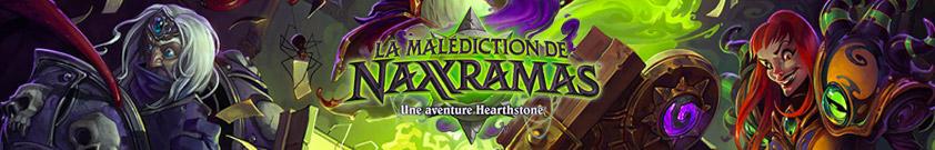 Malédiction de Naxxramas Hearthstone