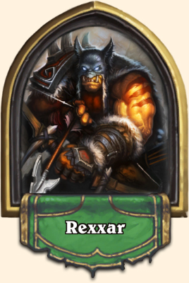 Héros Chasseur Hearthstone