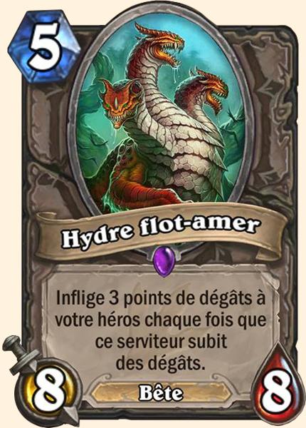 Hydre flot-amer carte Hearthstone