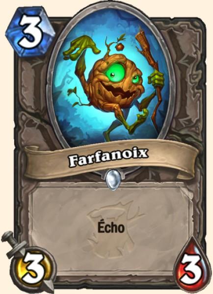 Farfanoix carte Hearthstone