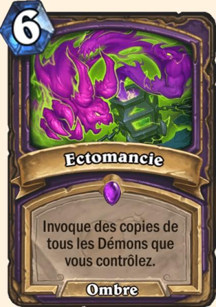 Ectomancie carte Hearthstone
