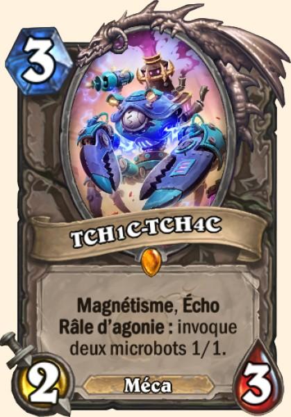 TCH1C-TCH4C carte Hearthstone