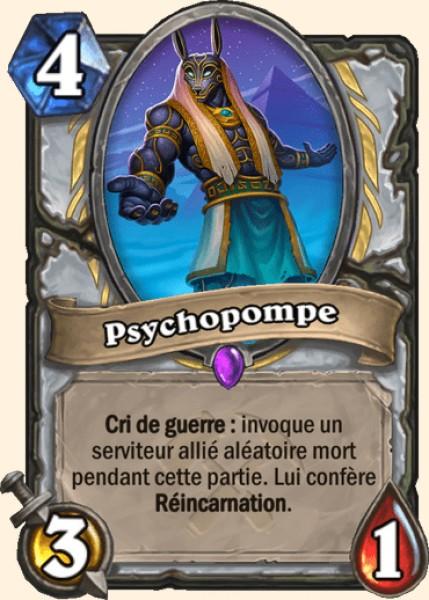 Psychopompe carte Hearthstone