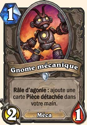 Gnome mécanique