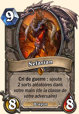 Nefarian - Carte Mont Rend Main-Noire