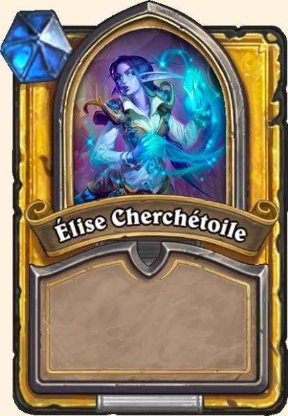 Elise héros Hearthstone