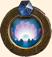 Perles des marées - Pouvoir Ligue des explorateurs Hearthstone Dame Naz'jar