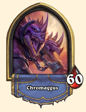 Portrait Chromaggus Hearthstone