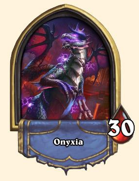 Portrait Onyxia Hearthstone
