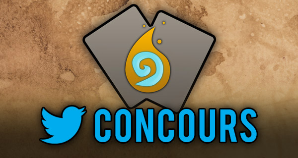 concours (2/4) : 50 cles beta hearthstone a gagner sur twitter