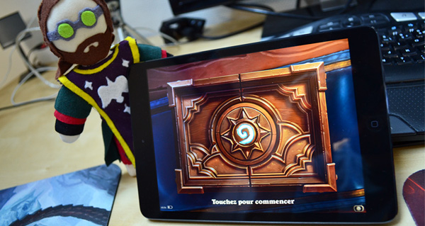 hearthstone disponible sur ipad en france