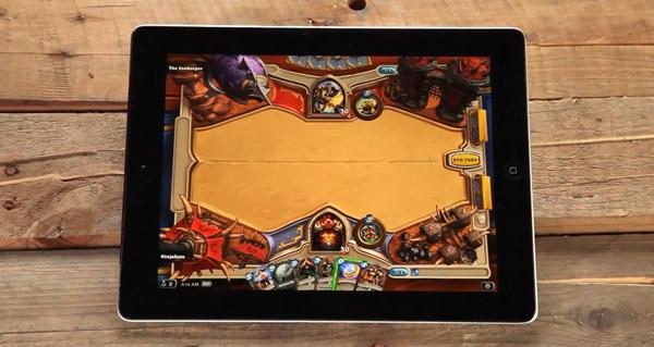 hearthstone : le jeu le plus telecharge sur i-pad