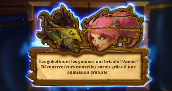 gobelins et gnomes : un evenement pre-extension confirme