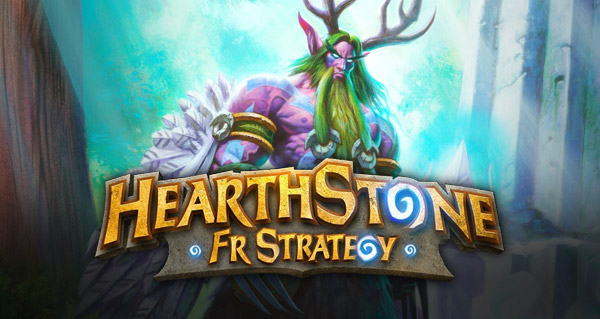 le premier deck review de hearthstone fr strategy en ligne