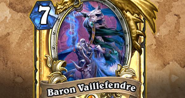Barron Vaillefendre Doré