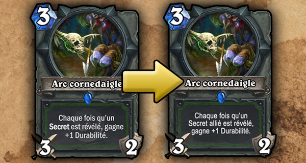Nerf Arc Cornedaigle