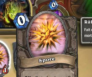 Spore Horreb Hearthstone