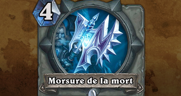 malediction de naxxramas : carte du guerrier devoilee