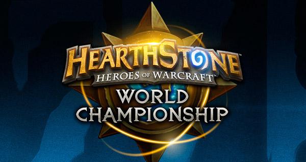 suivez en direct le championnat du monde hearthstone