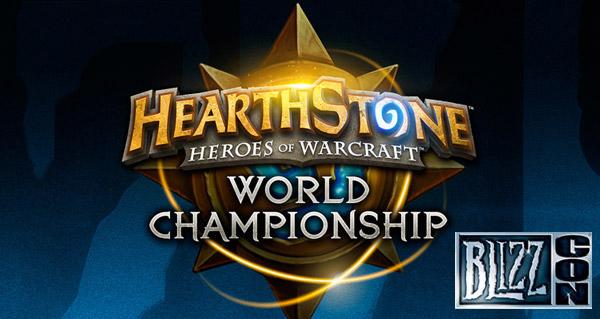 suivez le championnat du monde de hearthstone a partir de 19h