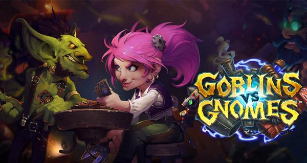 gobelins vs gnomes la prochaine extension de hearthstone !