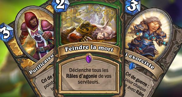 trois nouvelles cartes gobelins et gnomes