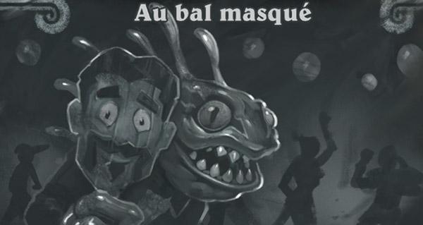 bras de fer #8 : au bal masque