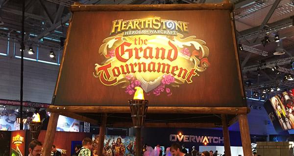 grand tournoi : plein de nouvelles cartes (gamescom)