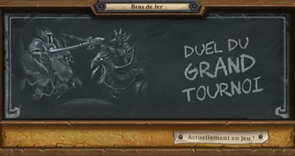 bras de fer #10 : duel du grand tournoi