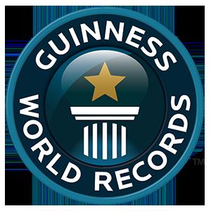 Guinness book logo