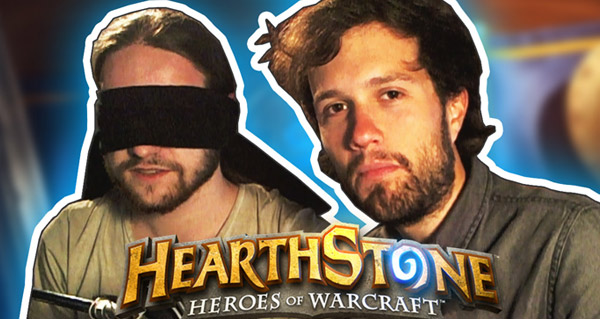 Hearthstone yeux bandes