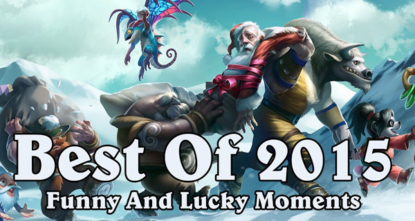 funny and lucky moments best of 2015 par trolden