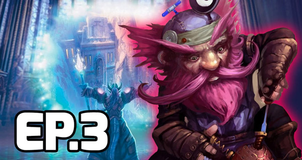 Bataille portails Hearthstone