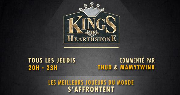 kings of hearthstone : en direct ce soir a 20h