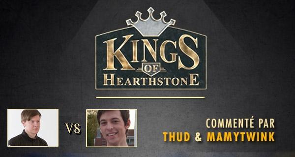 kings of hearthstone en direct a partir de 18 heures !