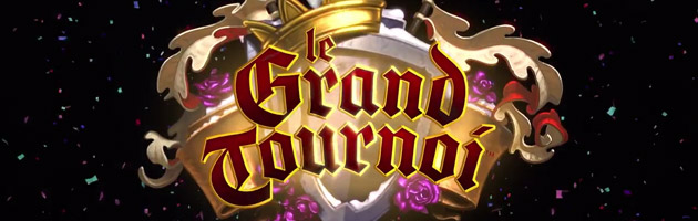 Grand Tournoi, nouvelle extension Hearthstone