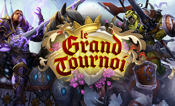 Grand Tournoi : nouvelle extension Hearthstone