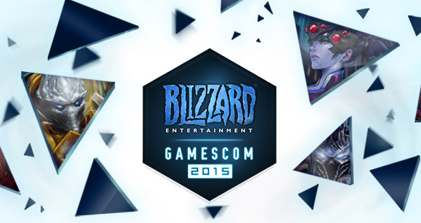 gamescom 2015 blizzard