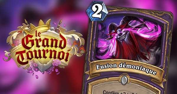 grand tournoi : fusion demoniaque
