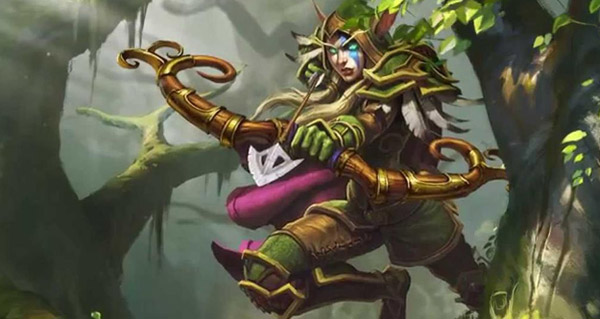 alleria prochain modele alternatif de heros en video
