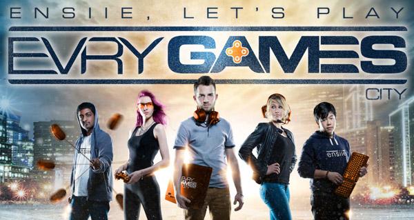 tournoi evry games city : du 25 au 26 avril