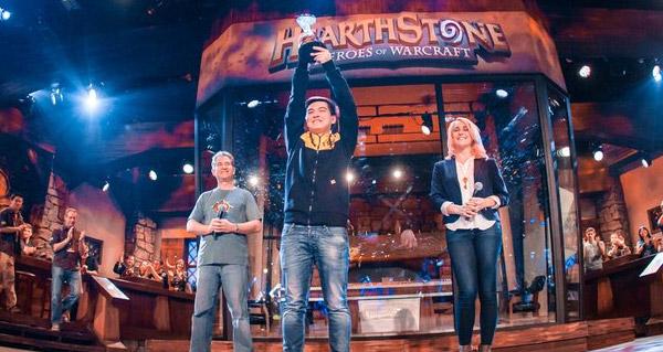 ostkaka devient le champion du monde hearthstone 2015