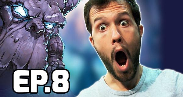 bataille de portails #8 : jette-sorts et combo genialissime !