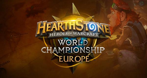 championnats d'europe de hearthstone : le stream (direct)
