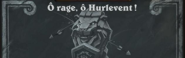 Bras de fer hebdomadaire : Ô rage, ô Hurlevent !