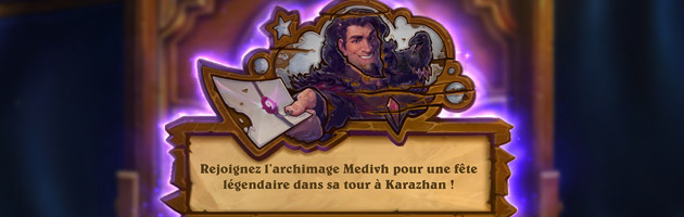 Karazhan est disponible en Europe