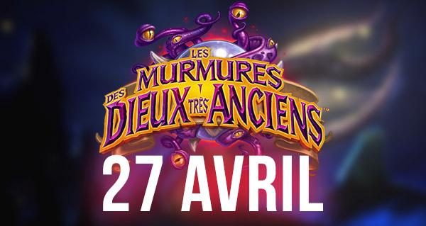 murmures des dieux tres anciens : sortie prevue le 27 avril en europe